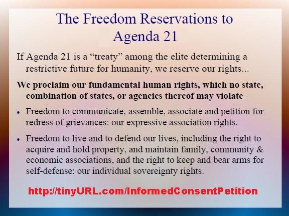 Agenda21.reservation