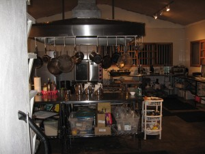 The Teaching Kitchen at the BeyondOrganic Restaurant