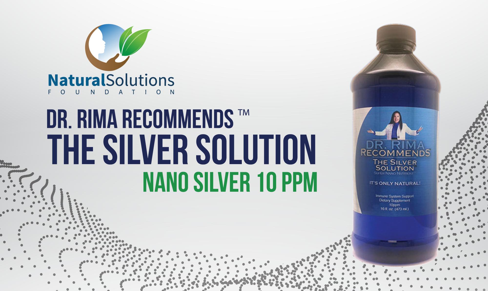 Nano silver :: Dr  Rima Truth Reports