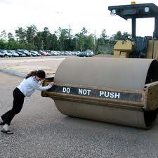 Pushbackgirl