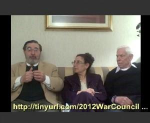 2012 War Council